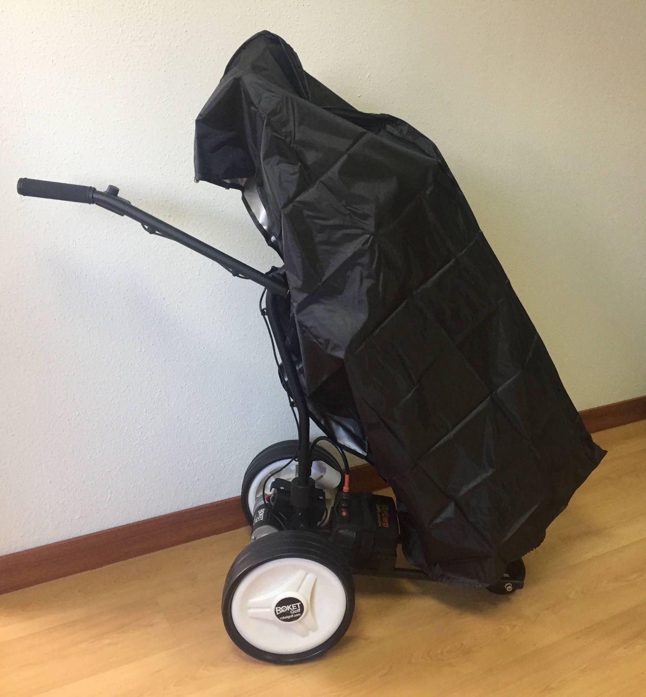 Bolsa para lluvia carro de golf