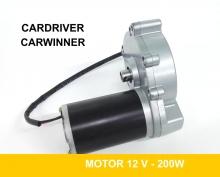 MOTOR CARDRIVER y CARWINNER
