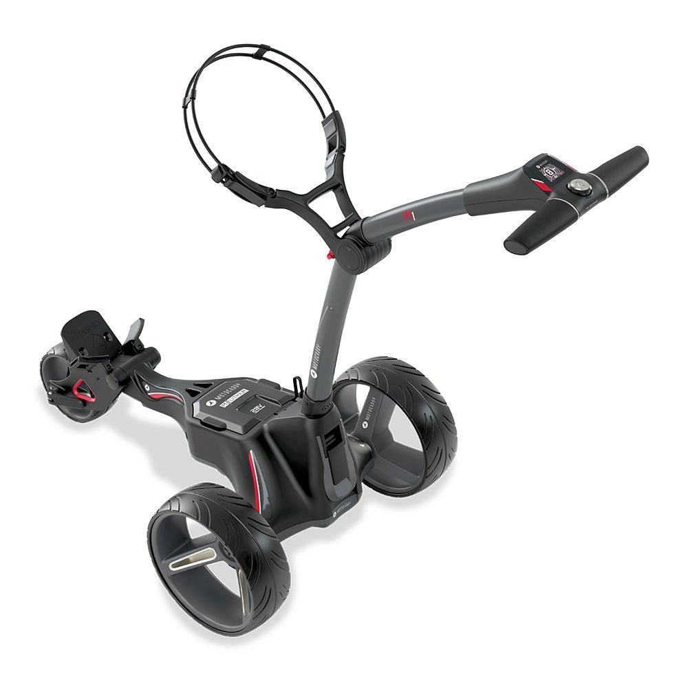 MOTOCADDY NEW M1 Carro de golf eléctrico