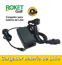 Cargador batería Litio LiFePo4., 12V