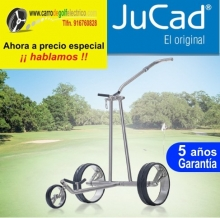 Carro de golf JuCad