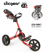 CLICGEAR 3.5 CARRO DE GOLF MANUAL