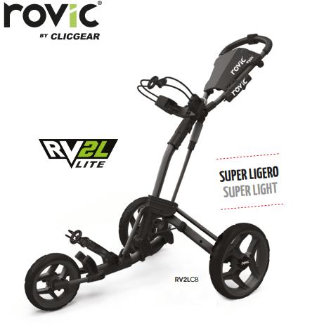 ROVIC RV2L LITE CLICGEAR