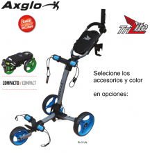 TRILITE AXGLO CARRO DE GOLF MANUAL