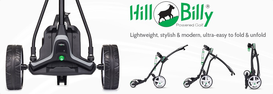 Carro de golf Hill Billy