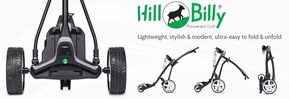 Carro de golf Hill Billy