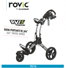 ROVIC RV1S RUEDA PIVOTANTE CARRO DE GOLF MANUAL