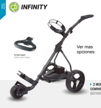 INFINITY CARRO DE GOLF ELECTRICO
