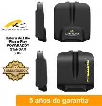 BATERÍA DE LITIO POWAKADDY PLUG N PLAY