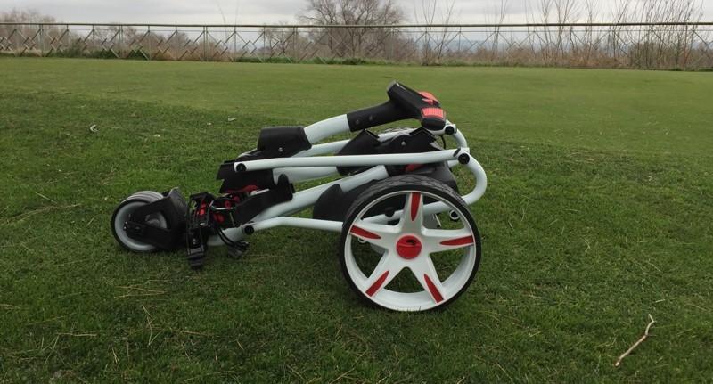 Carro de golf electrico, CARDRIVER sin batería