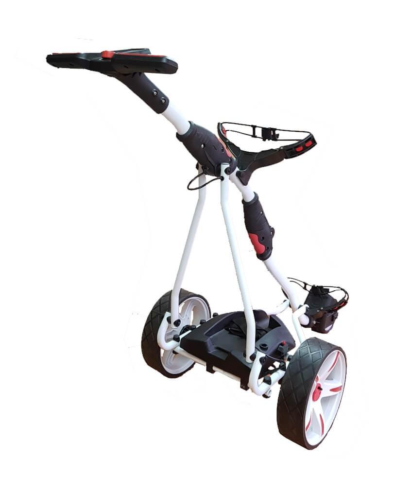 Carro de golf eléctrico, CARDRIVER, con batería de Litio