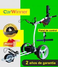 Carro de golf eléctrico, CARWINNER. Batería Litio