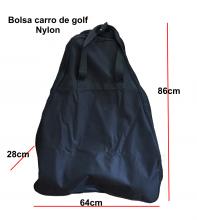 Bolsa carro de golf nylon